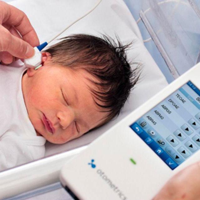 Sordità infantile neonatale: diagnosi e percorso terapeutico
